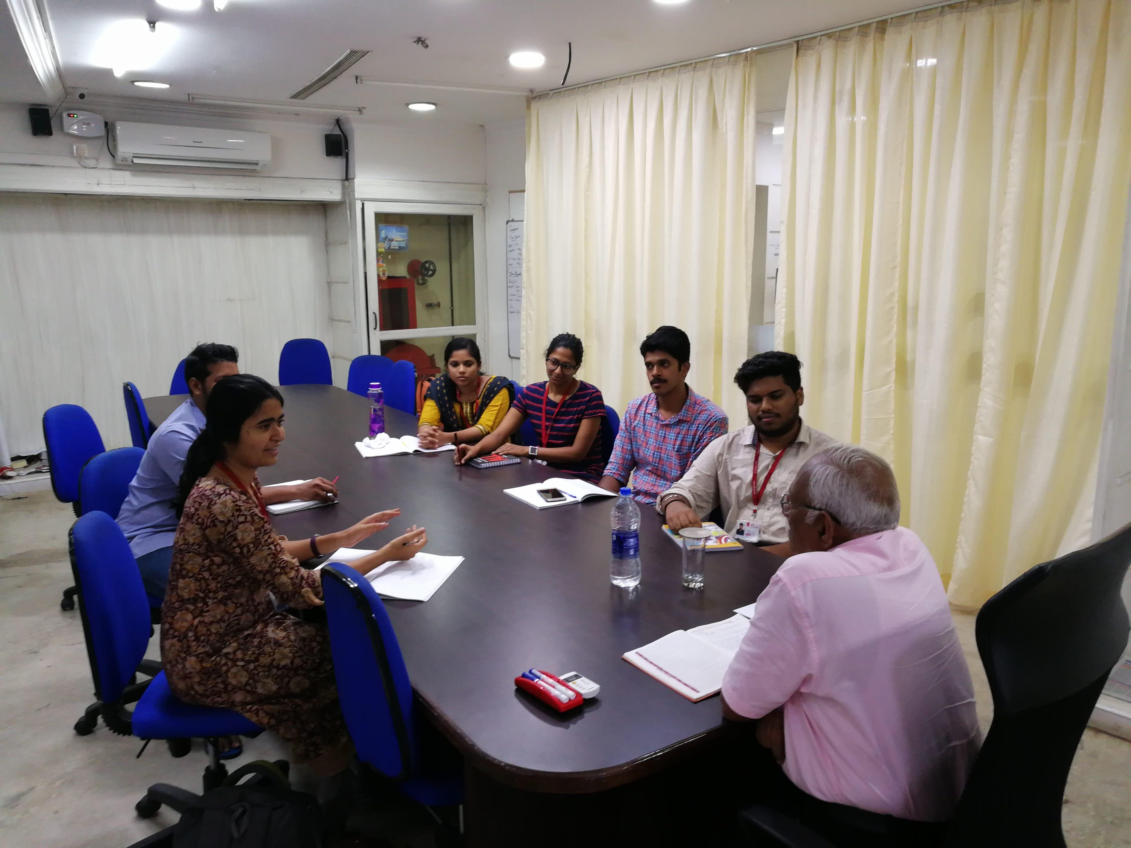 Chennai RACE Institute IB Program TRivandrum branch as on May 23-min