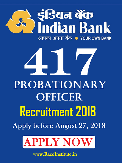 indian bank po 2018 notification-min