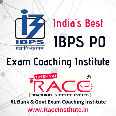 TOP - #1- BEST IBPS PO EXAM COACHING INSTITUTE - RACE INSTITUTE