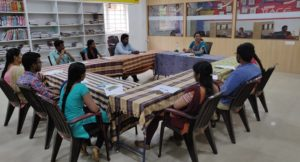 Federal Bank PO & Clerk Mock Interview GD conducted in RACE (2)