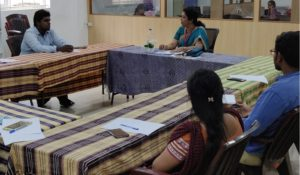 Federal Bank PO & Clerk Mock Interview GD conducted in RACE (3)