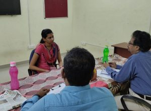Federal Bank PO & Clerk Mock Interview GD conducted in RACE (4)