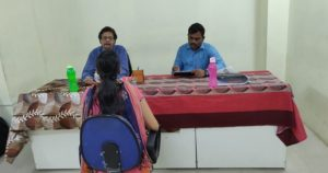 Federal Bank PO & Clerk Mock Interview GD conducted in RACE (5)