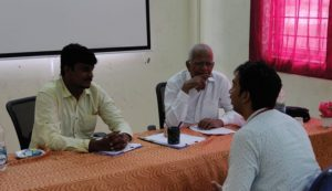Federal Bank PO & Clerk Mock Interview GD conducted in RACE (6)