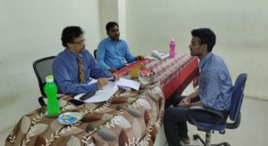 Federal Bank PO & Clerk Mock Interview GD conducted in RACE (7)