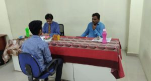 Federal Bank PO & Clerk Mock Interview GD conducted in RACE (8)