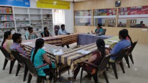 Federal Bank PO & Clerk Mock Interview GD conducted in RACE (9)