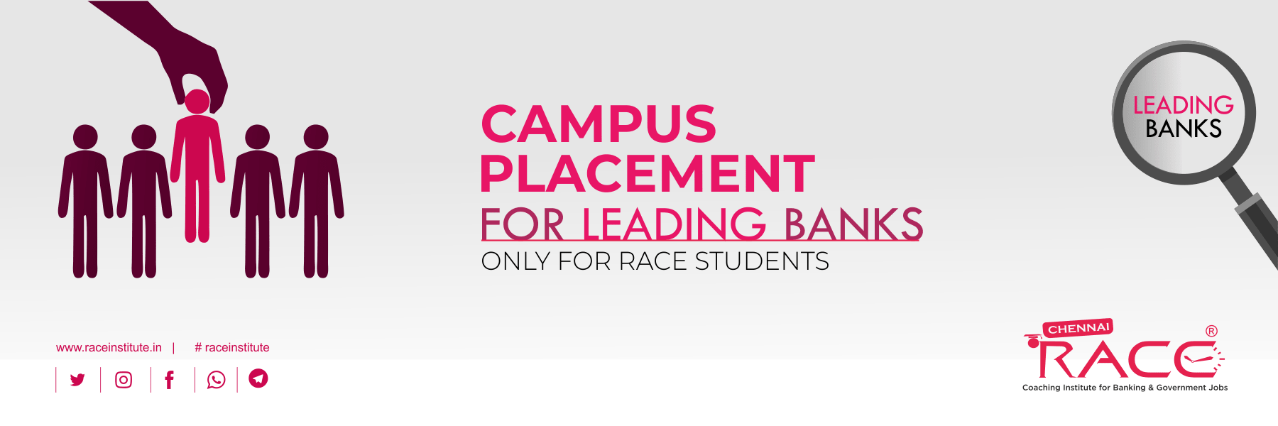 Race Campus placement