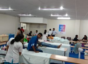 Blood Donation Camp in Regional Cancer Centre (3)