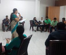 Chathurangam Quiz Program Conducted in Cochin (1)