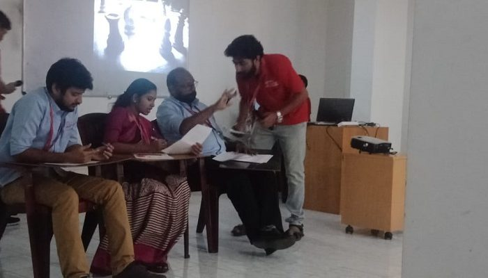 Chathurangam Quiz Program Conducted in Cochin (2)