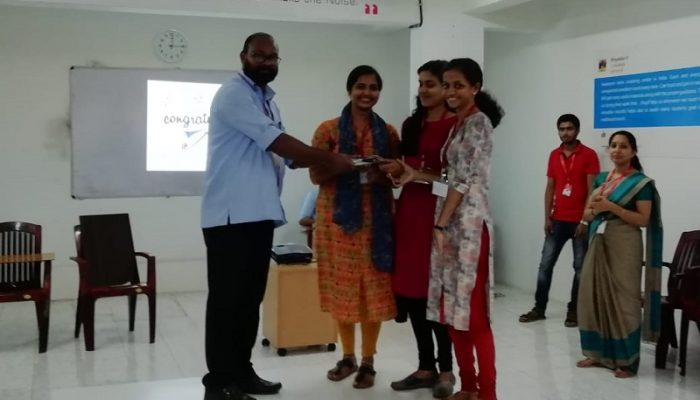 quiz program in race institute trivandrum branch (1)