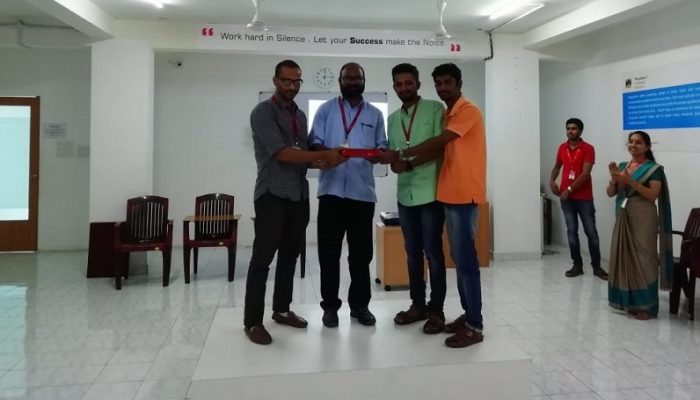 quiz program in race institute trivandrum branch (3)
