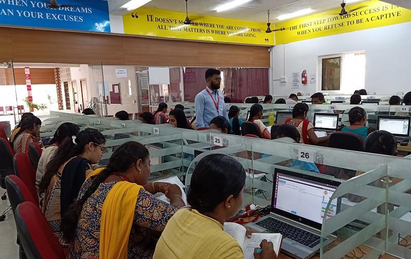 IBPS RRB Assistant 2019 – RIP Practice Program in Tirunelveli