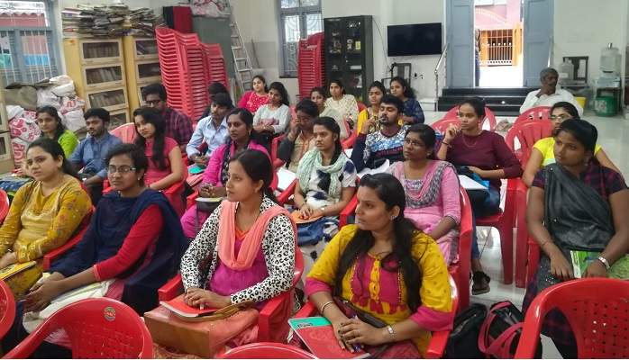 banglore program for race students
