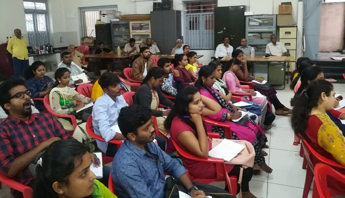 banglore program for race students1