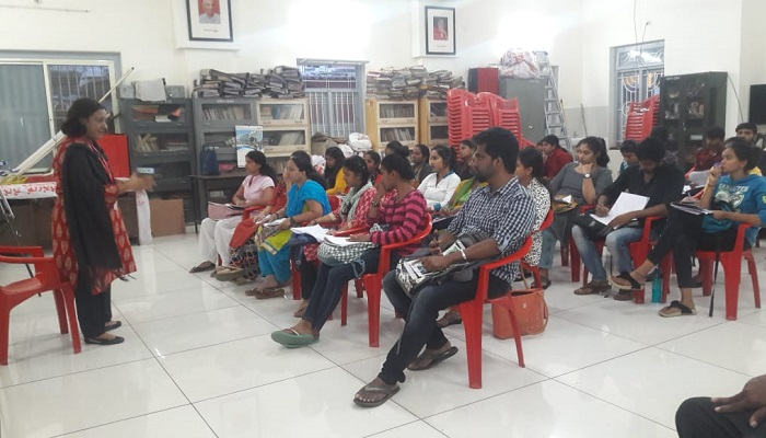 banglore program for race students4