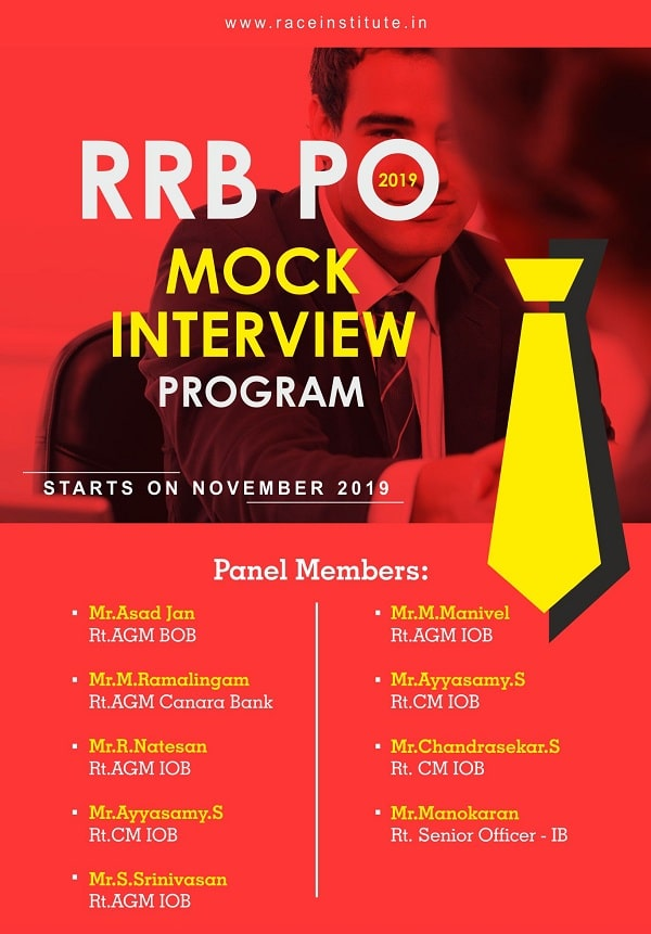 IBPS RRB PO MOCK INTERVIEW PROGRAM - KNOW EXPECTED QUESTIONS-min
